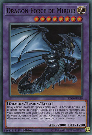 Dragon Force de Miroir