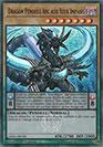 Dragon Pendule Arc aux Yeux Impairs