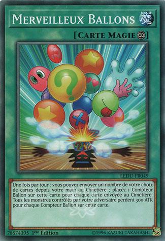 Merveilleux Ballons