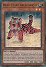 Bébé Tigre Amazonesse