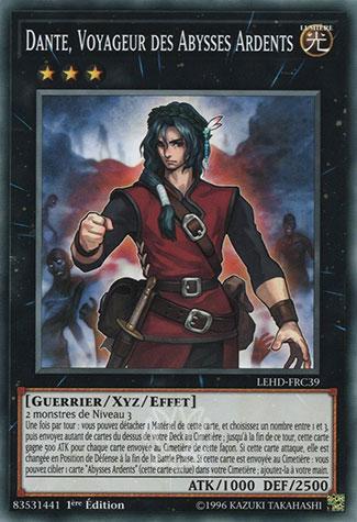 Dante, Voyageur des Abysses Ardents