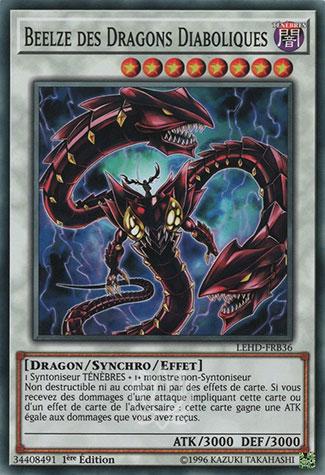 Beelze des Dragons Diaboliques