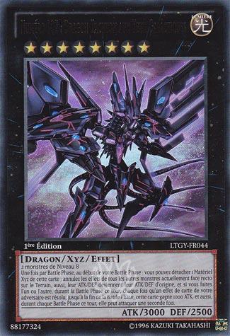 Numéro 107 : Dragon Tachyon Aux Yeux Galactiques