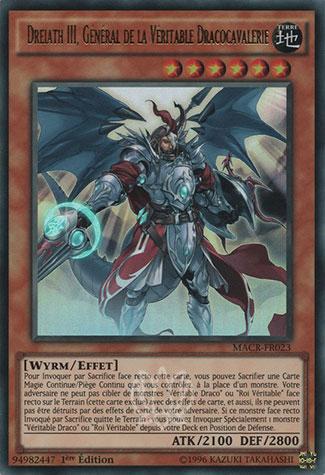 Dreiath III, Général de la Véritable Dracocavalerie