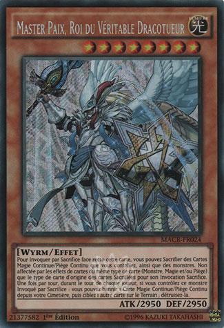Master Paix, Roi du Véritable Dracotueur