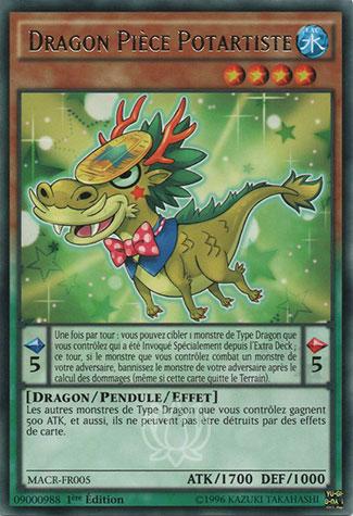 Dragon Pièce Potartiste