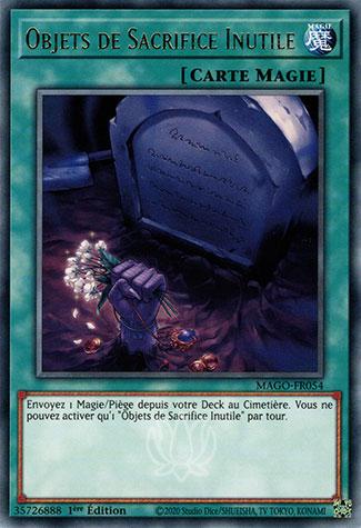 Objets de Sacrifice Inutile