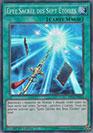 Épée Sacrée Des Sept Étoiles
