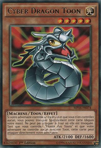 Cyber Dragon Toon