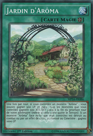 Jardin d'Arôma