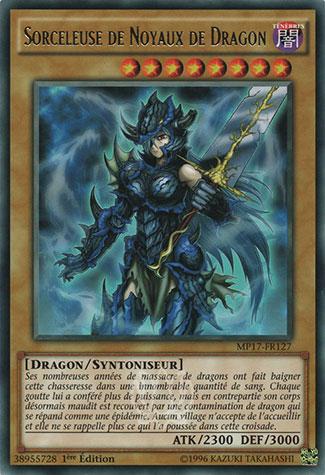 Sorceleuse de Noyaux De Dragon