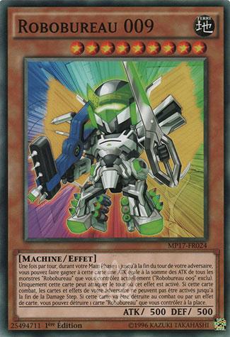 Robobureau 009