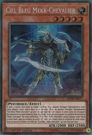 Ciel Bleu Mekk-Chevalier