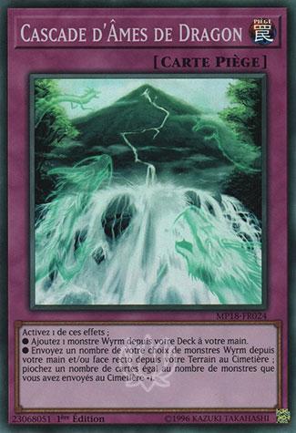 Cascade d'Âmes de Dragon