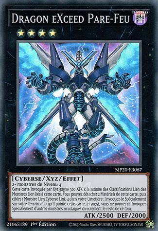Dragon eXceed Pare-Feu