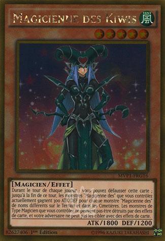 Magicienne des Kiwis