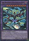 Trinité Nova Pourpre le Seigneur Cubique des Ténèbres