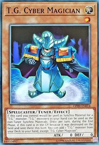 Magicien Cyber T.G.