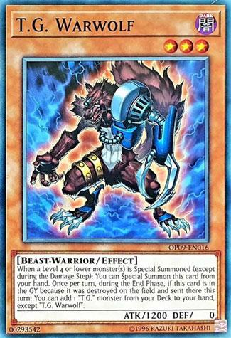 Loup de Guerre T.G.