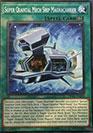 Magnaporteur Vaisseau Méca Super Quantique