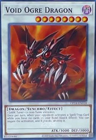 Dragon Ogre Du Néant