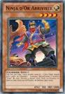 Ninja d'Or Arriviste