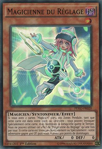 Magicienne du Réglage