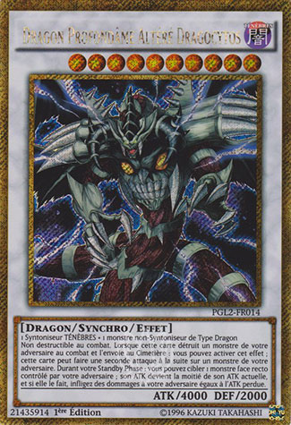 Dragon Profondâme Altéré Dragocytos