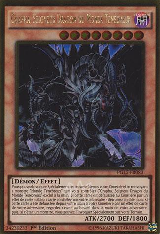 Grapha, Seigneur Dragon du Monde Ténébreux