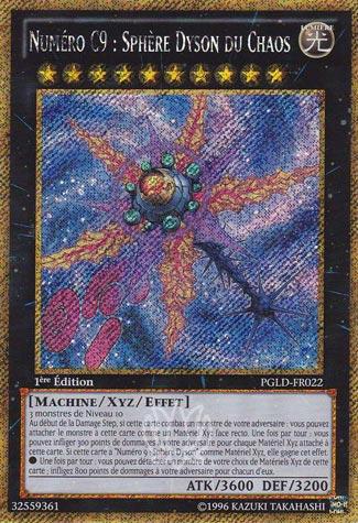 Numéro C9 : Sphère Dyson du Chaos