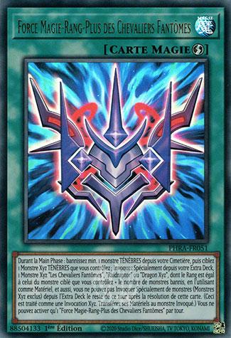 Force Magie-Rang-Plus des Chevaliers Fantômes