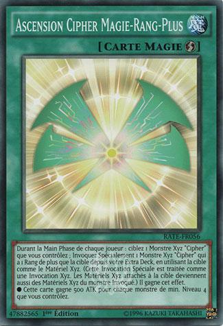 Ascension Cipher Magie-Rang-Plus