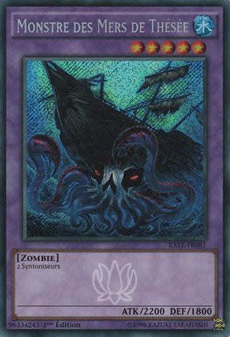 Monstre des Mers de Thésée