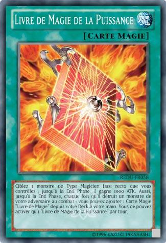 Livre de Magie de la Puissance