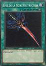 Epée de la Noire Destruction