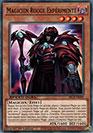 Magicien Rouge Expérimenté