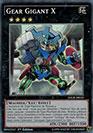 Gear Gigant X
