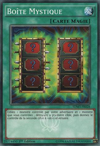 Boîte Mystique