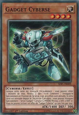 Gadget Cyberse