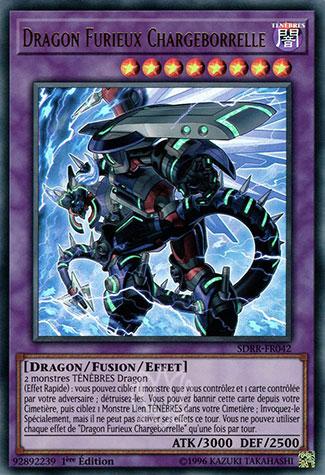 Dragon Furieux Chargeborrelle