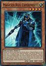 Magicien Bleu Expérimenté