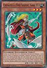 Chevalier à L'épée Serpent, Sabre Xx