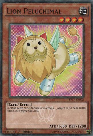 Lion Peluchimal