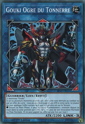 Gouki Ogre du Tonnerre