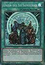 Union Des Six Samouraïs