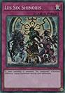 Les Six Shinobis