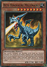 Bete Dinosaure Millénaire