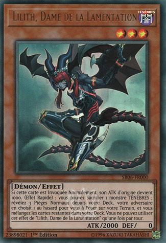 Lilith, Dame de la Lamentation