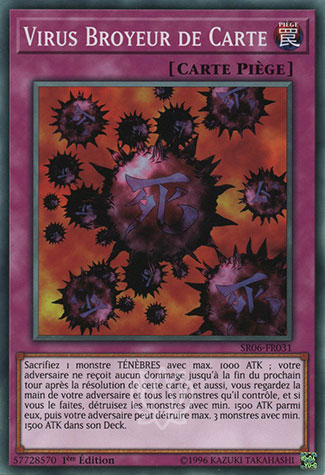 Virus Broyeur de Carte