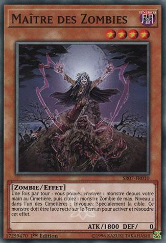 Maître des Zombies